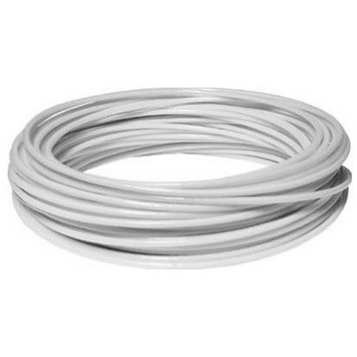 Hillman Fastener Do It Plastic Clothesline - White, 100'