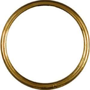 National Hardware N258-723 3156BC Ring - Solid Brass, 1.25""