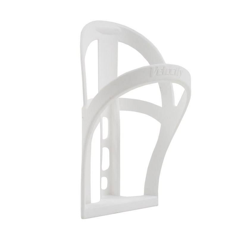 Velocity Bottle Trap Bicycle Water Bottle Cage - White
