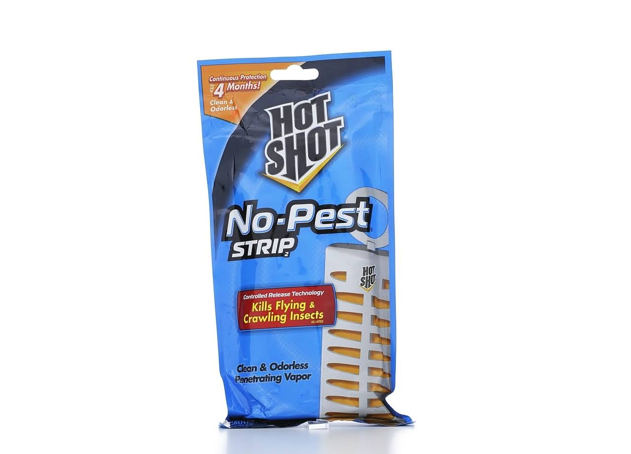 Hot Shot No-Pest Strip - 2.29oz