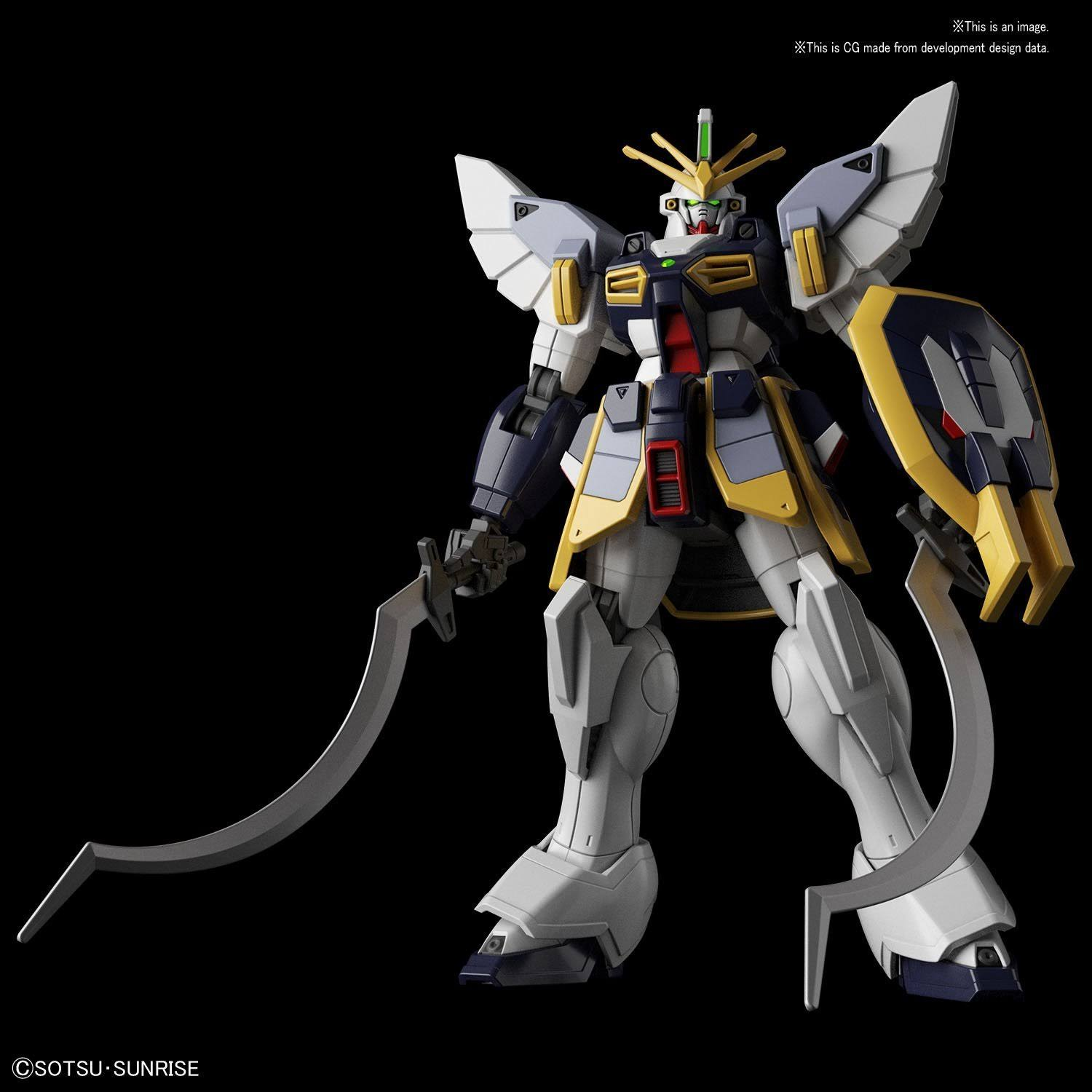 Bandai Gundam Sandrock Colonies Liberation Model Kit - Scale 1:144