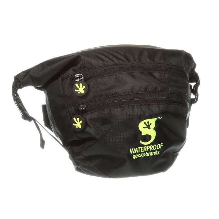 Gecko Waterproof Lightweight Dry Bag Waist Pouch