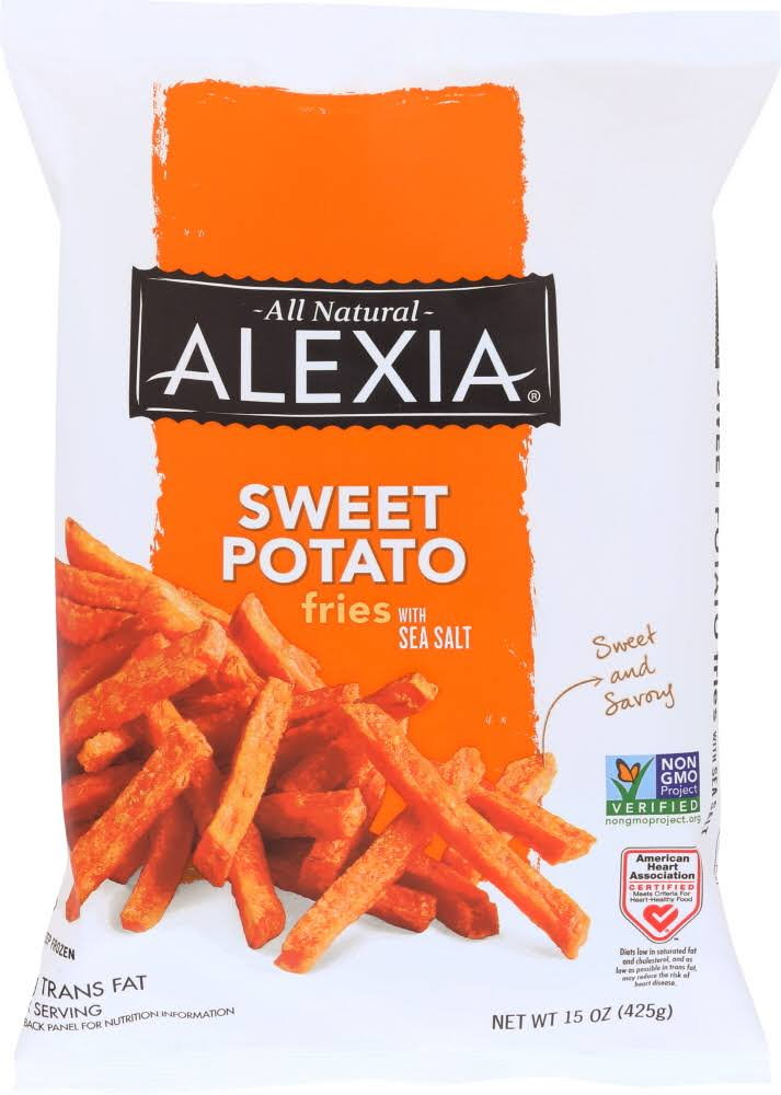 Alexia Fries, Sweet Potato - 15 oz