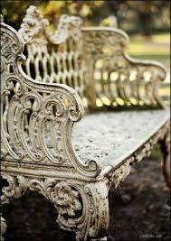 antique garden benches foter