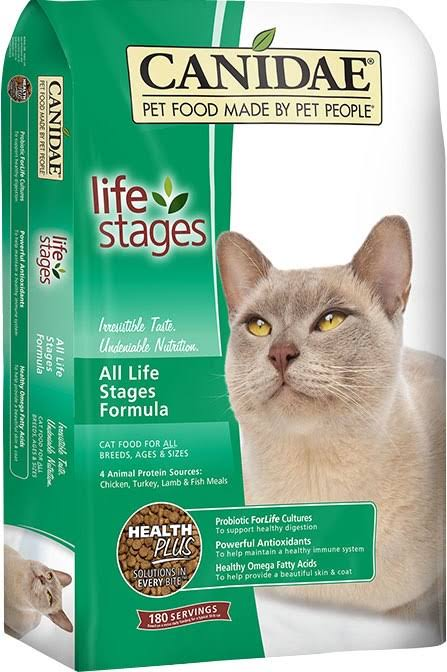 Canidae All Stages Formula Cat Food
