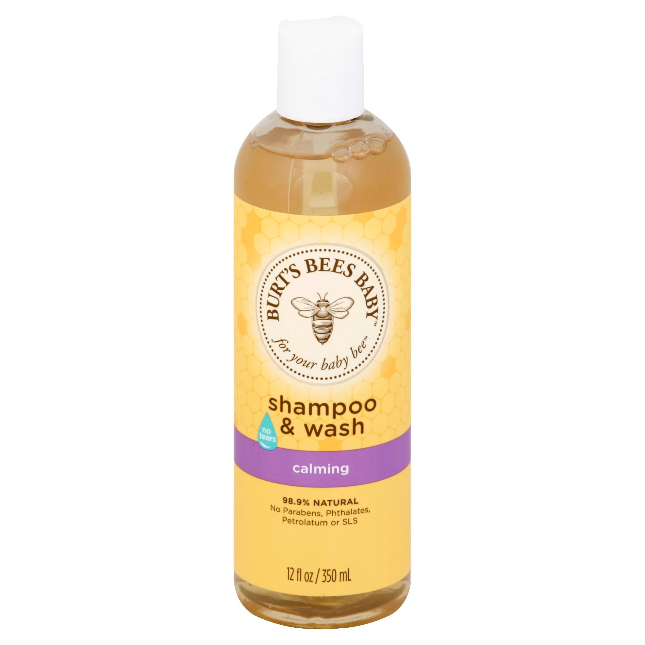 Burt's Bees Baby Bee Calming Shampoo & Wash - 350ml