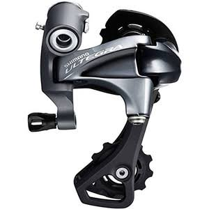 Shimano Ultegra 11-Speed Road Bicycle Rear Derailleur - Grey