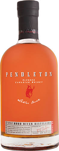 Pendleton Canadian Whisky (750 ml)
