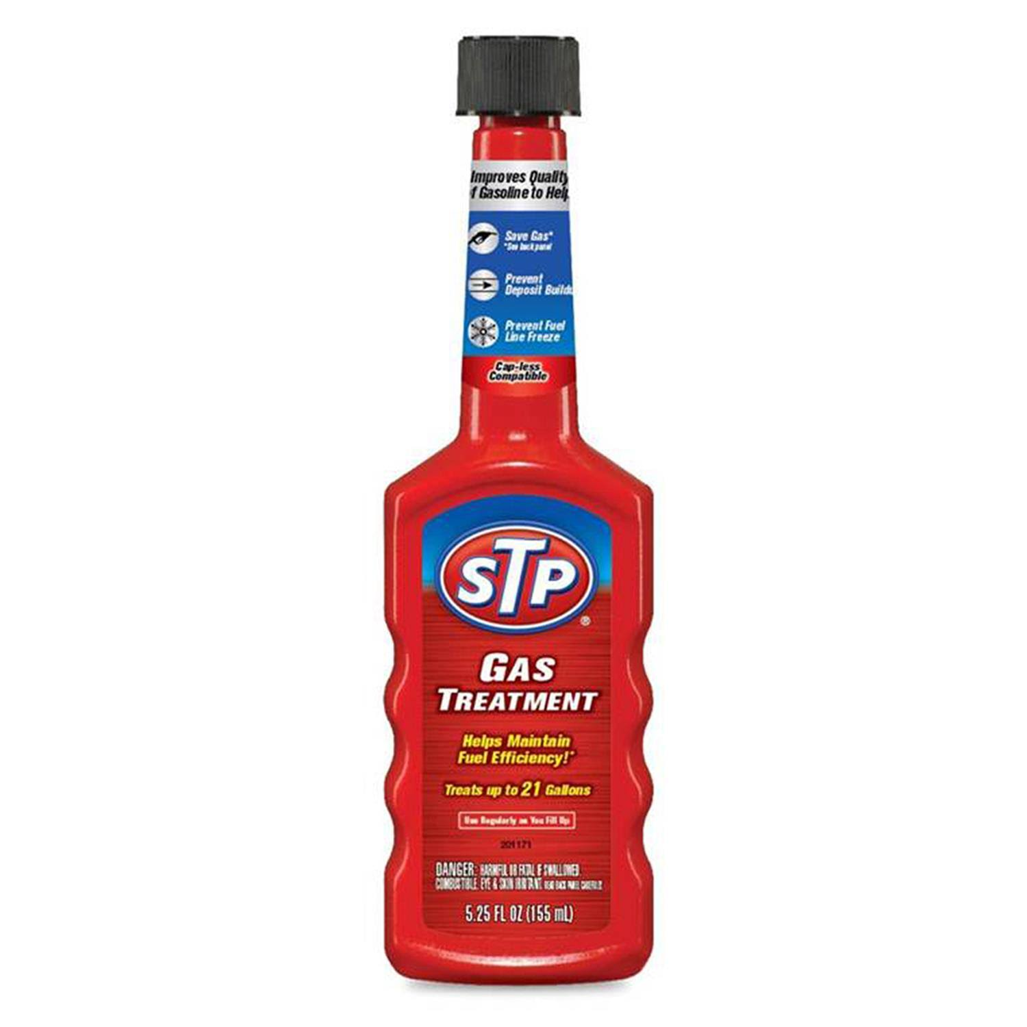STP Gas Treatment - 5.25oz