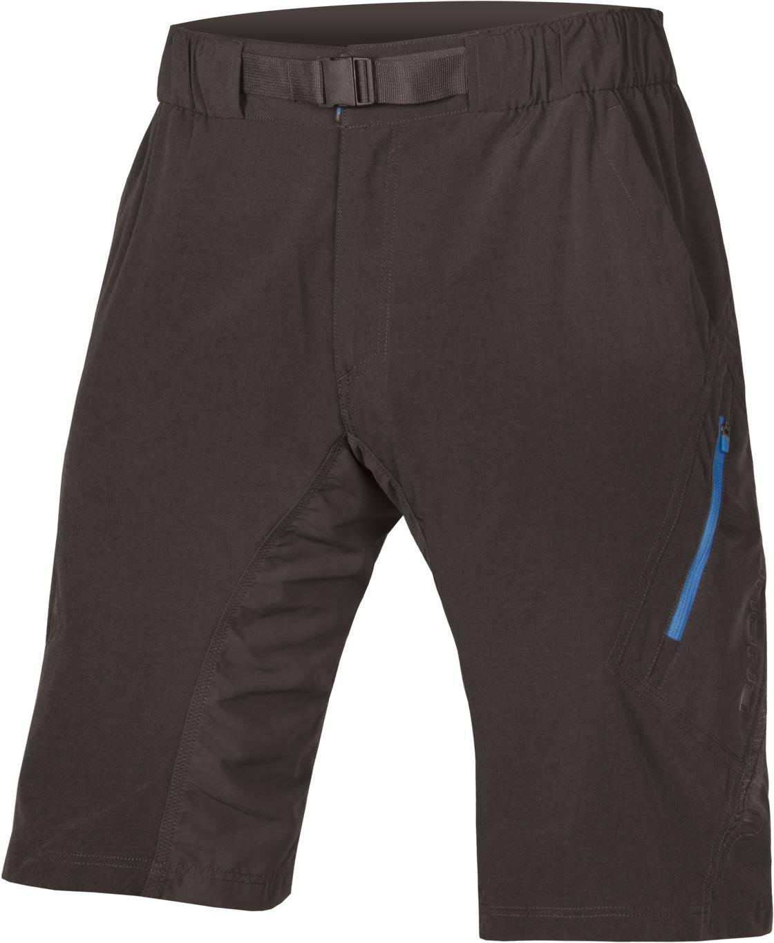 Endura Men's Hummvee Lite II Cycling Short - Grey, Large