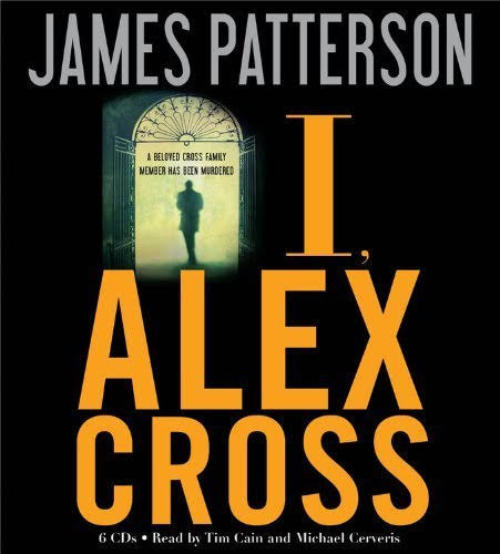 I Alex Cross - James Patterson