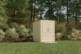 Rubbermaid Large Storage Shed Instructions by Amazon Com Rubbermaid Plastic Large Outdoor Storage Shed 159 Cu