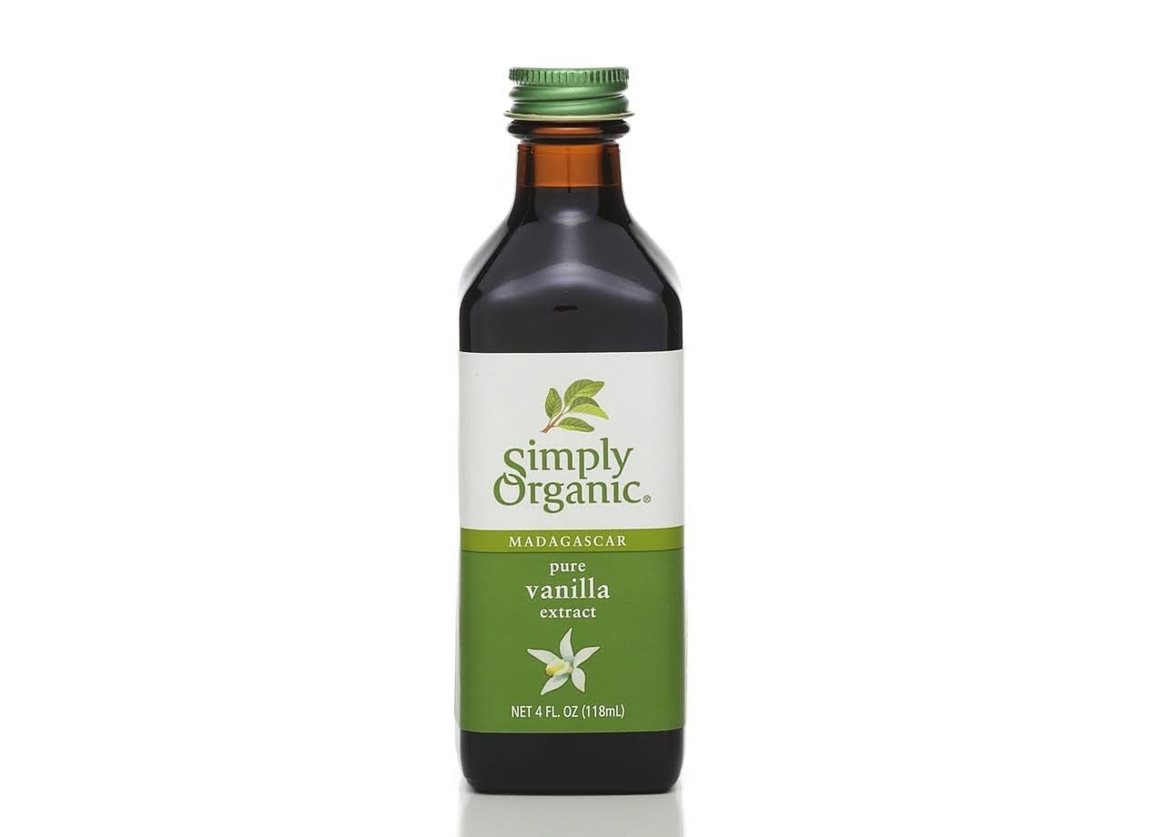 Simply Organic Pure Vanilla Extract - 4 oz