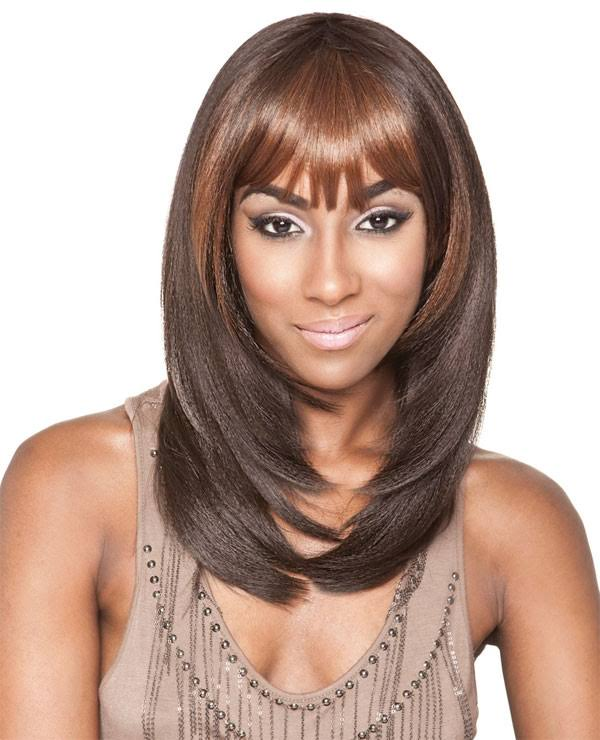 Mane Concept Hair Collection Premiere Syn Nominee 14 Wig 1B