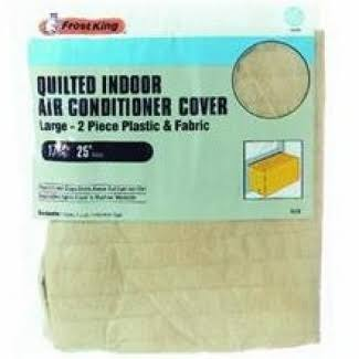 "Frost King Indoor Air Conditioner Cover - 17"" x 25"""