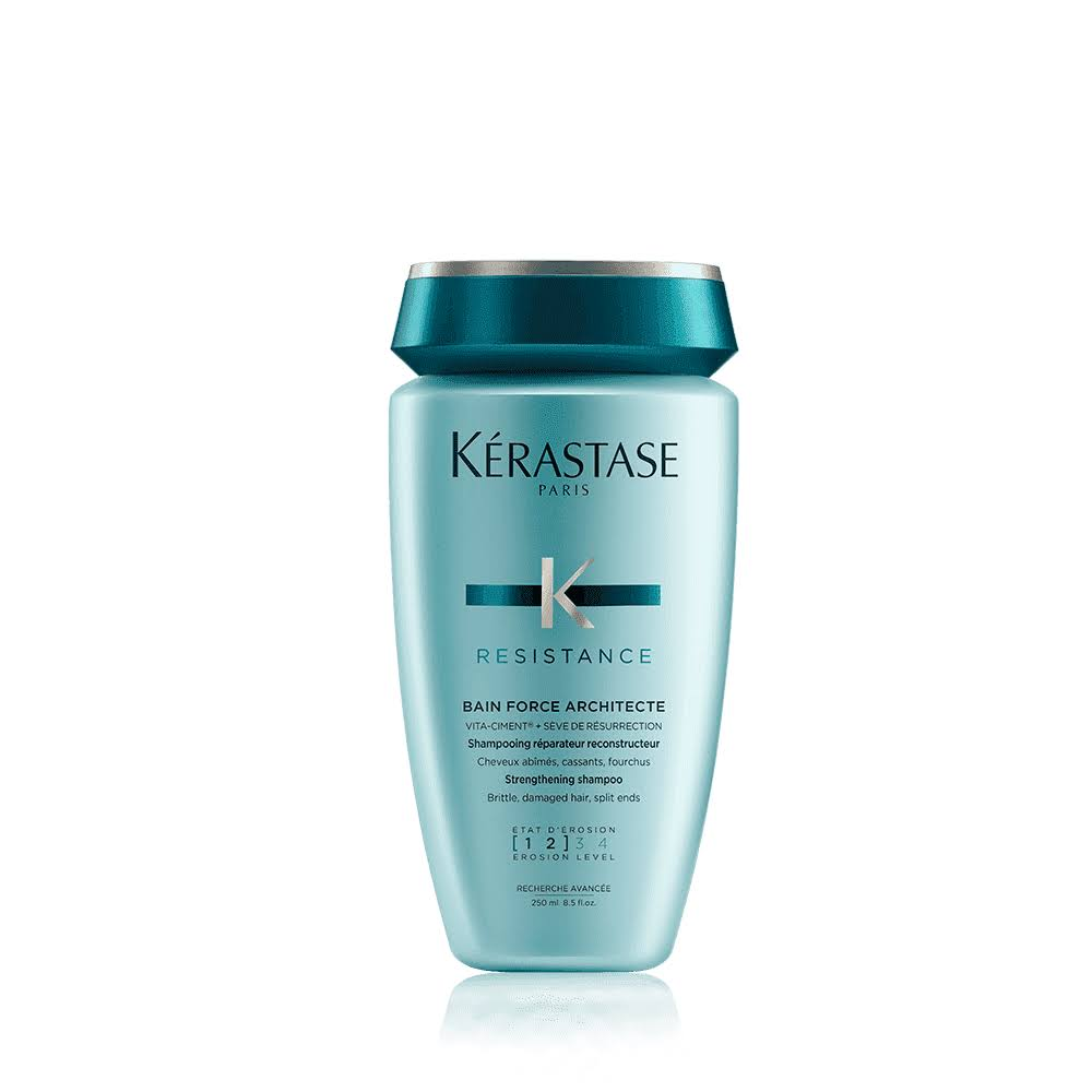 Kerastase Resistance Bain Force Architecte Strengthening Shampoo - 250ml