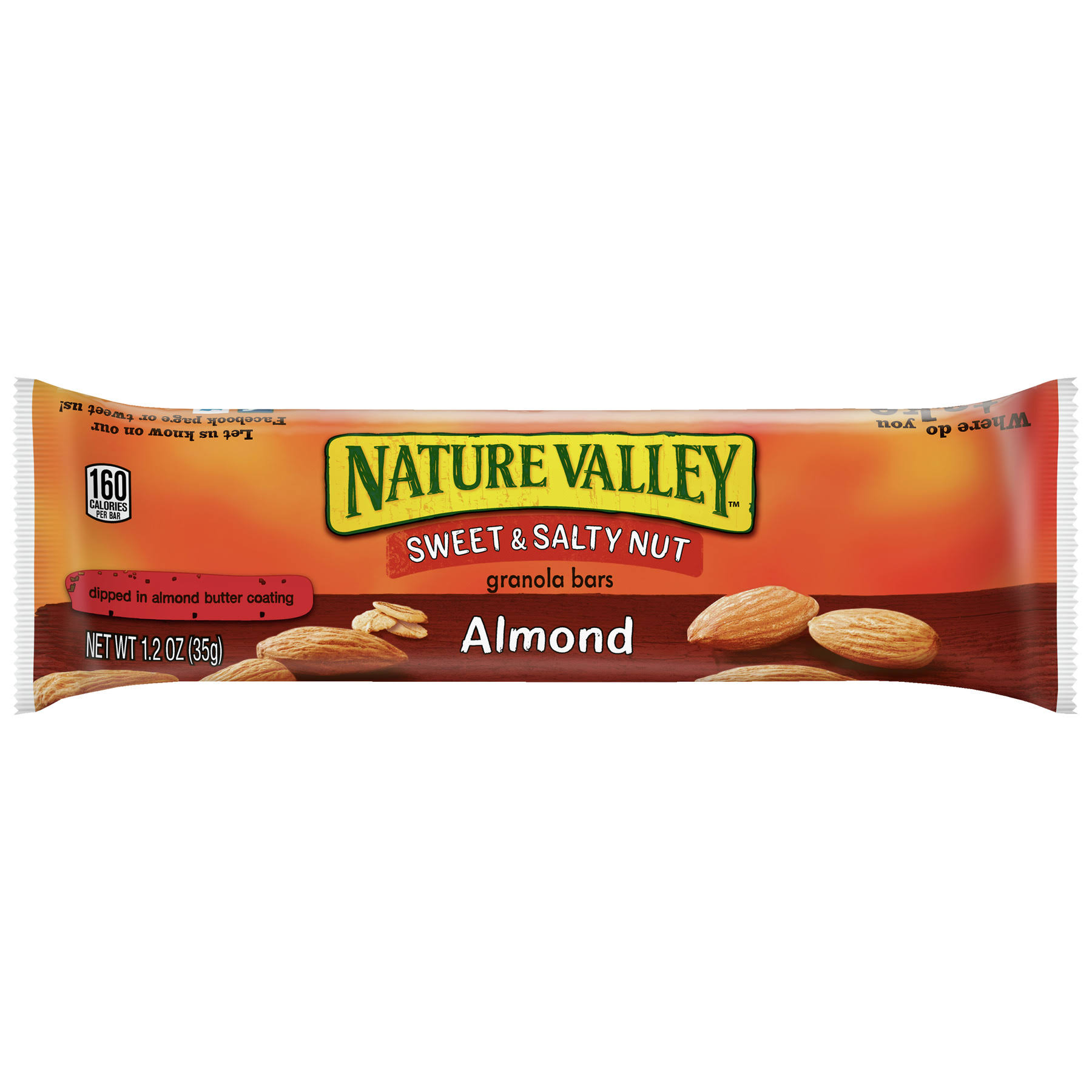 Nature Valley Sweet & Salty Nut Granola Bar - Almond, 1.2oz