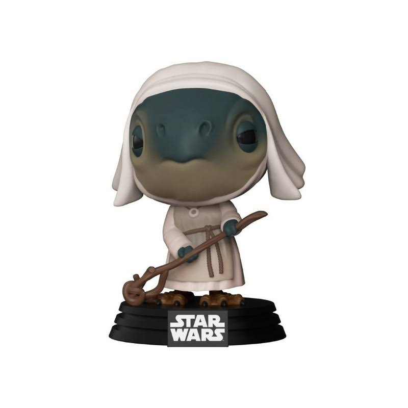 Funko Pop! Star Wars: The Last Jedi Caretaker Vinyl Figure - 10cm