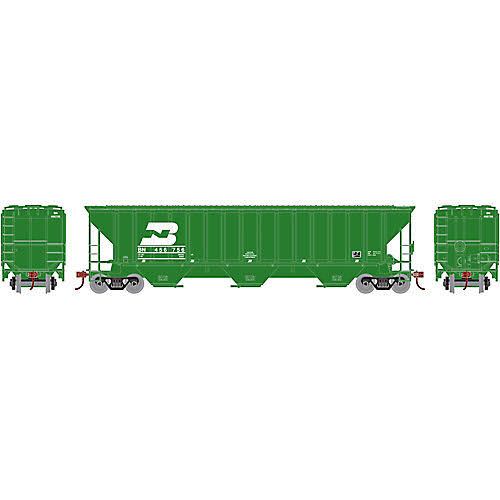 Athearn - HO RTR PS 4740 Covered Hopper, BN/Late #456756 - 18765