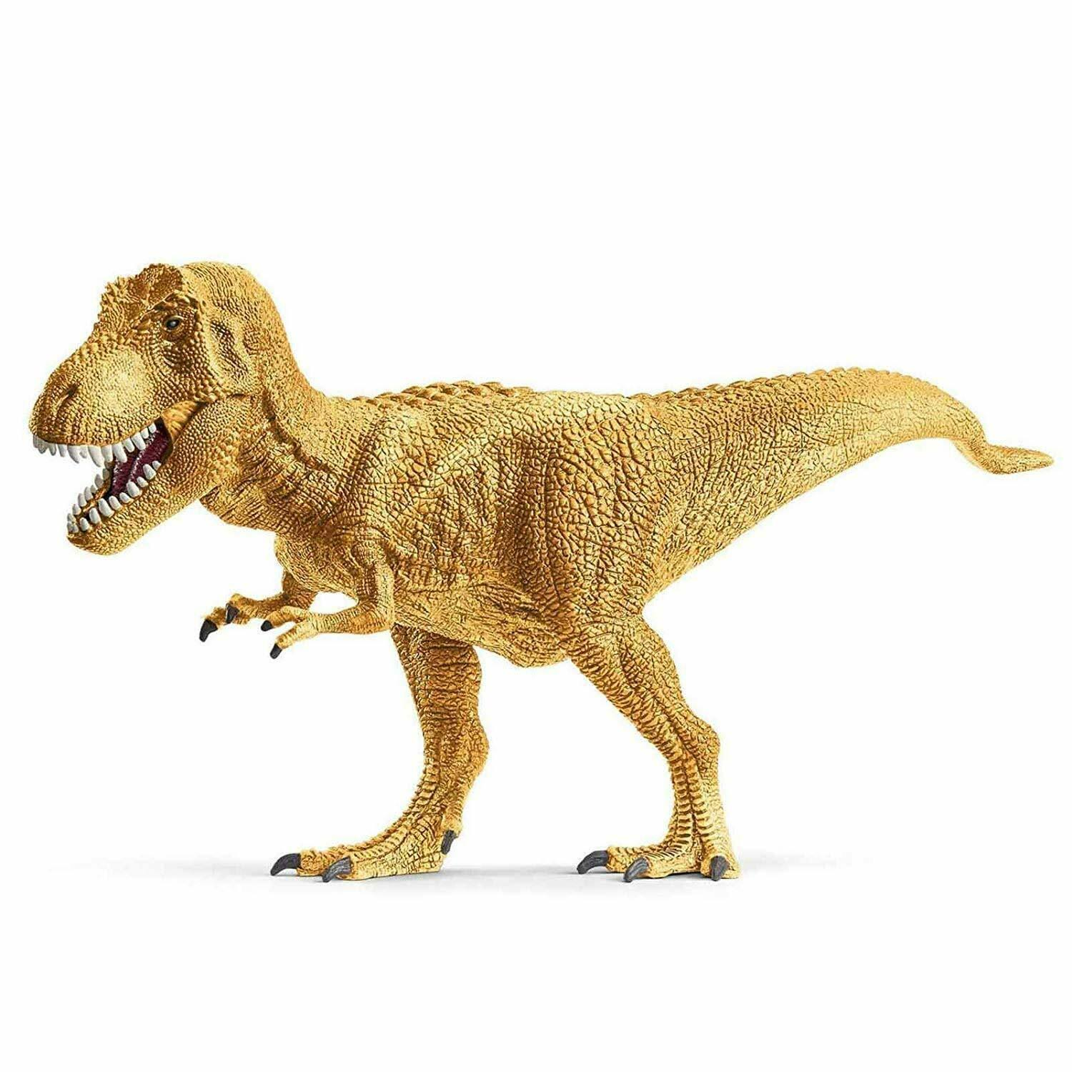 Schleich 72122 Golden T-Rex Action Figure