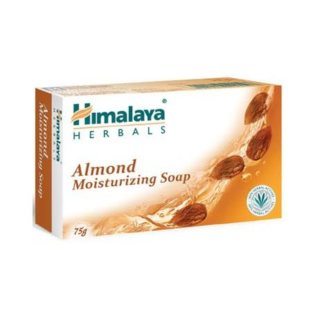 Himalaya Almond Moisturizing Soap - 75g