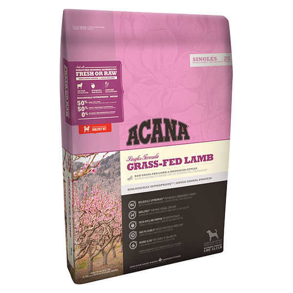 Acana 11.4kg Grass Fed Lamb Dog Food