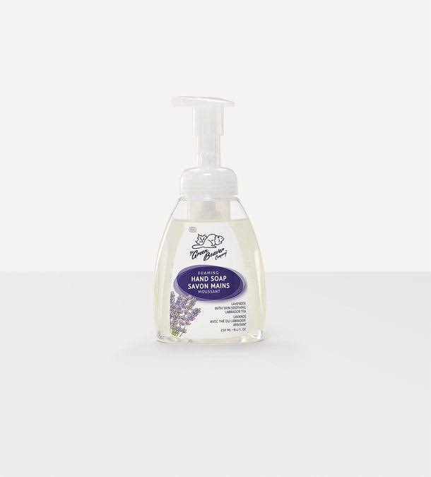 Green Beaver Co. Foaming Hand Wash Lavender Rosemary