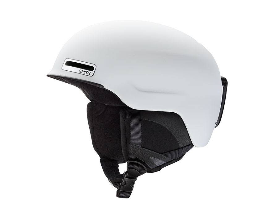 Smith Optics Maze Snow Sports Helmets - Matte White, Large