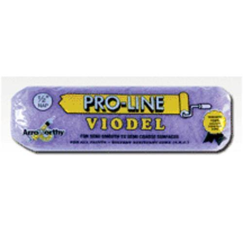 "Arroworthy 18FV3 Nap Viodel - Purple Roller Cover 18"" x 3/8"""