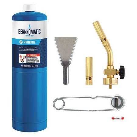 Bernzomatic Pencil Flame Torch Kit - 7 Pieces
