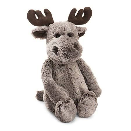 Jellycat Woodland Babe Moose - Medium, 12""