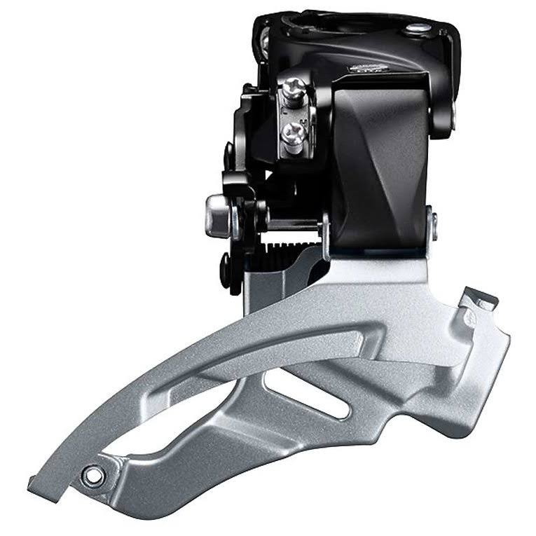 Shimano Altus M2000 Triple Down Swing Dual Pull Front Derailleur - 9 Speed