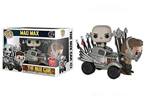 Funko Pop! Rides #42 Mad Max Fury Road The Nux Car (2018 Summer Convention Exclusive)