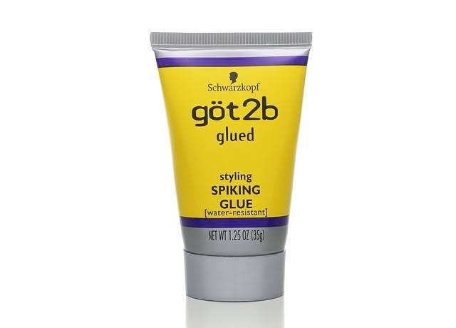 Schwarzkopf Got2b Glued Styling Spiking Glue - 35g