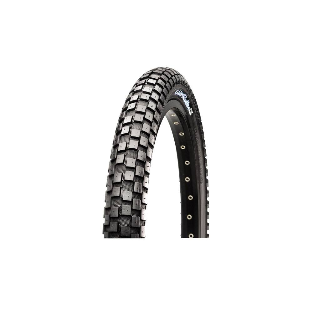 Maxxis Holy Roller BMX Tire - Black Steel, 20in x 1.95in