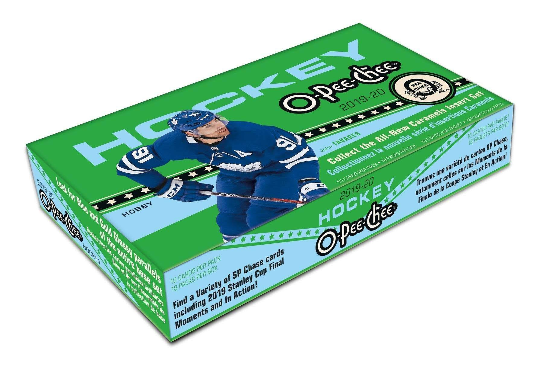 Upper Deck O-Pee-Chee Hockey Hobby Box