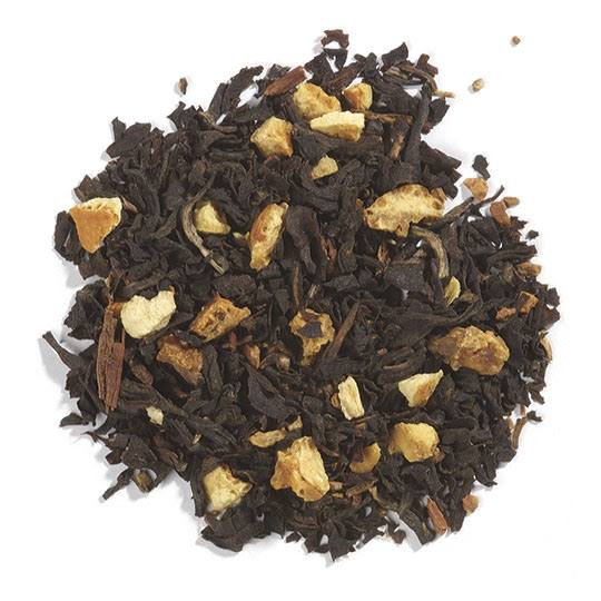 Frontier Natural Products 2911 Orange Spice Flavored Black Tea Organic