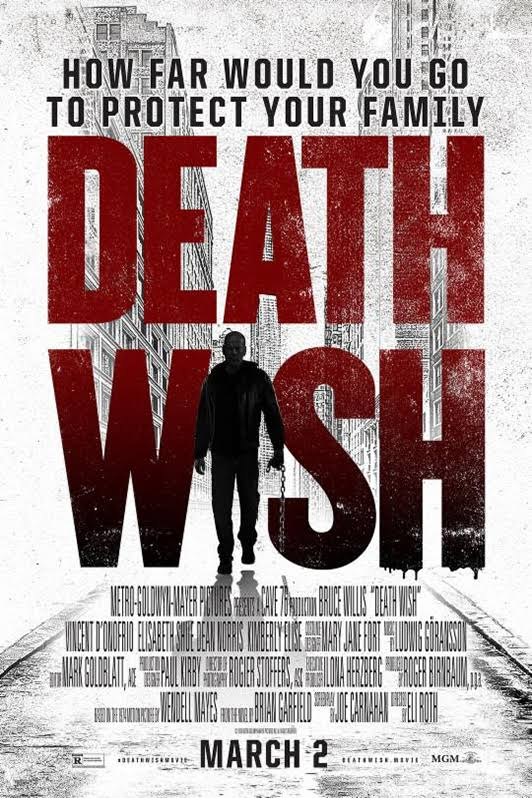 Death Wish (2018) Download Full Movie In HD Through Direct Link-2.03 GB