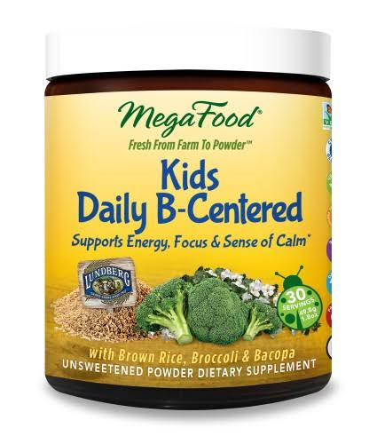 MegaFood Kids Daily B-Centered Powder Dietary Supplement - 1.1oz