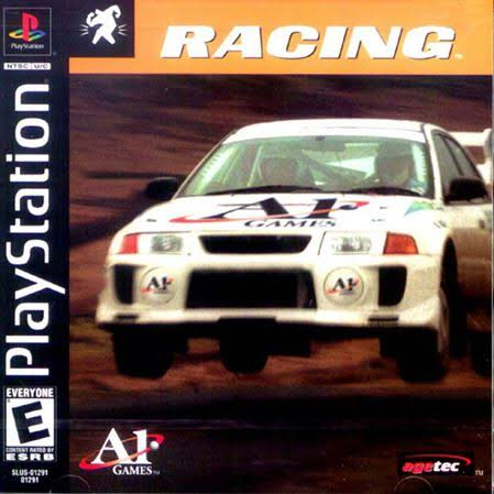 Racing - PlayStation 1
