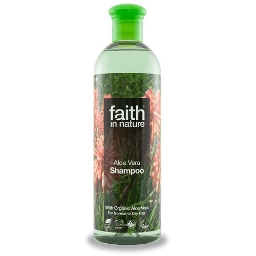 Faith in Nature Aloe Vera Shampoo (400 ml)