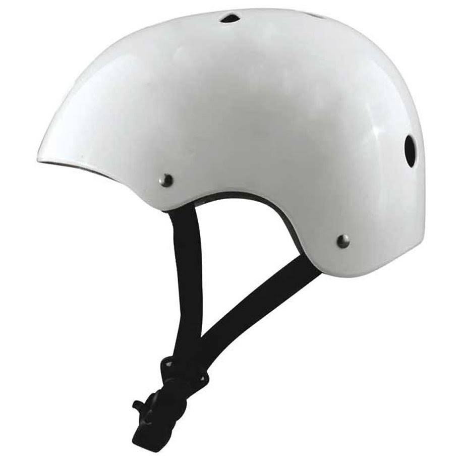 Evo E Tec Hero Helmet - White, Small
