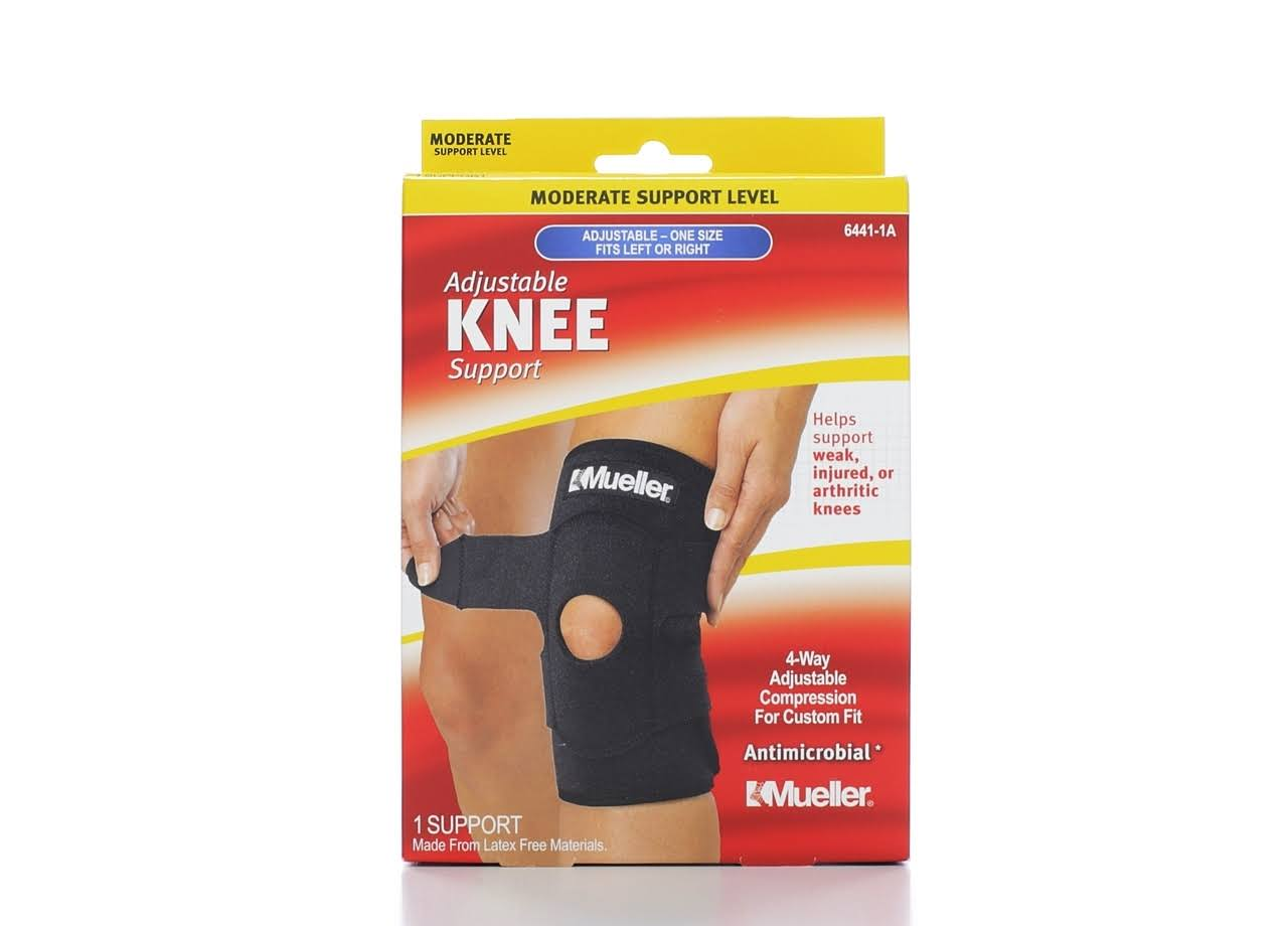 Mueller Adjustable Knee Support - Moderate Support