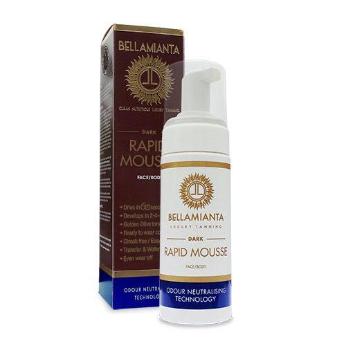 Bellamianta Rapid Mousse Tan