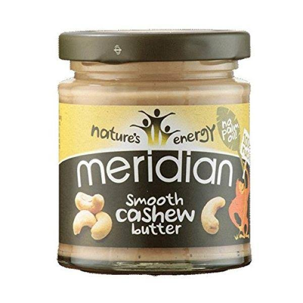 Meridian Smooth Cashew Butter - 170g