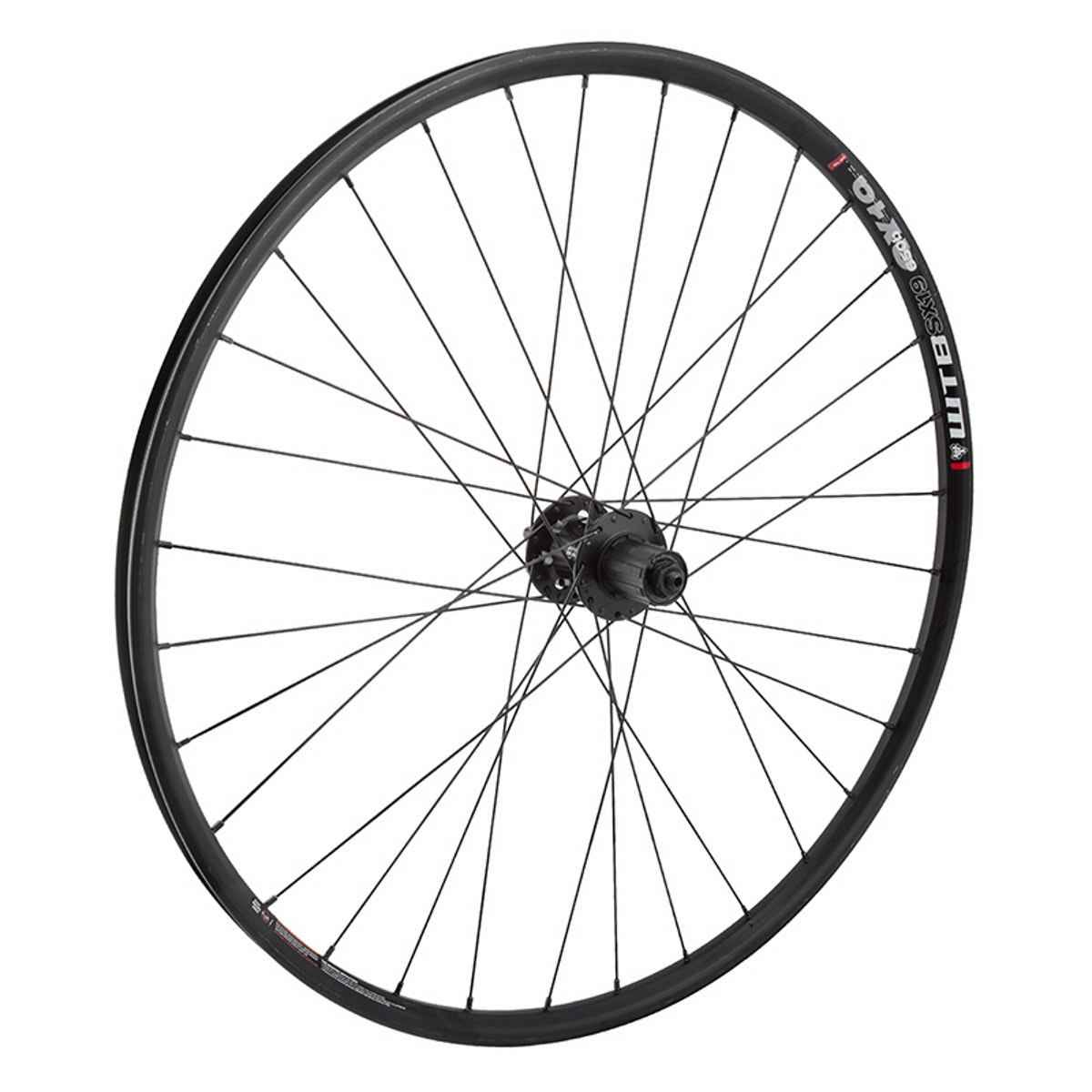 "Wheel Masters 27.5"" Alloy Mountain Disc Double Wall - RR 27.5 584x19 WTB SX19"