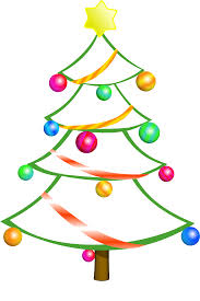 Blinking Christmas Tree Lights Gif by Free Christmas Tree Clipart Many Interesting Cliparts