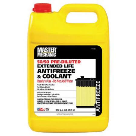 Old World Automotive Product mm 50/50 Extend Life Antifreeze
