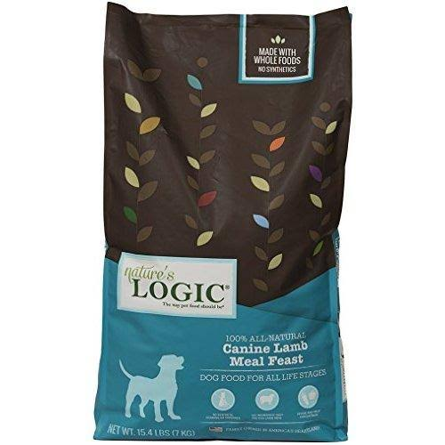 Nature's Logic Dog Food - Dry Lamb, 15.4lbs