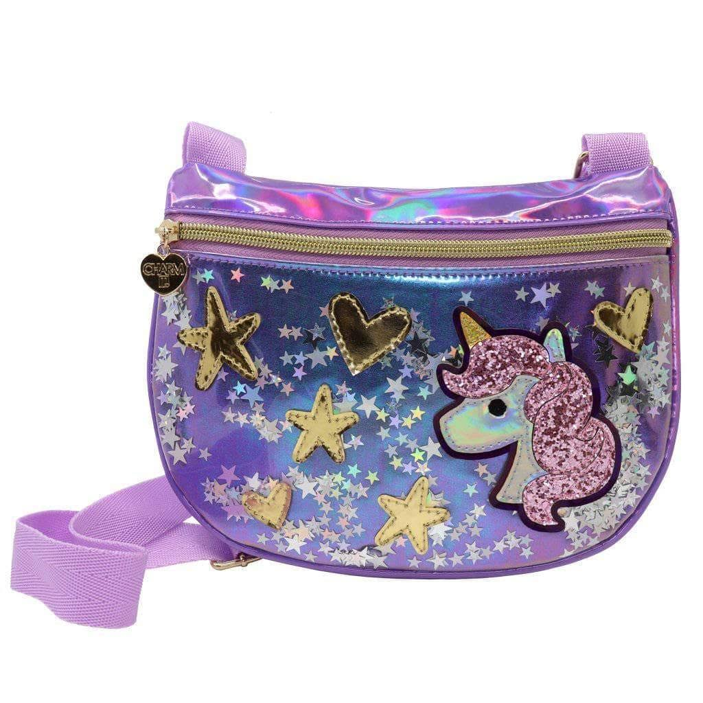 Charm It! Crossbody Bag Unicorn